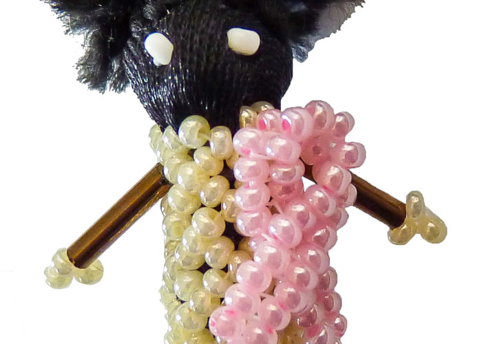 Breast cancer awareness - woza moya online craft store african beaded artwork