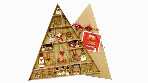 Christmas : Super Duper Box - woza moya online craft store african beaded artwork
