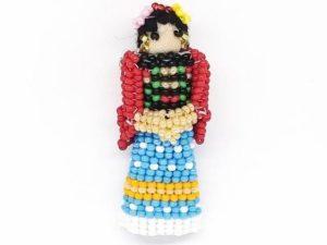 Little Traveller : Frida red