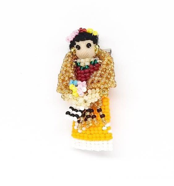 Little Traveller : Frida yellow