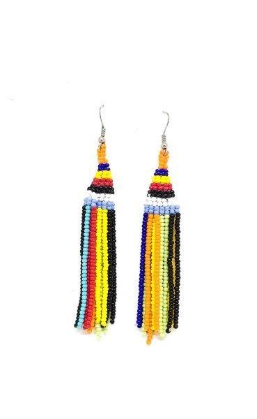 Earrings : Zanele Tassels