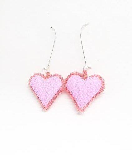 Earrings : Heart Earrings
