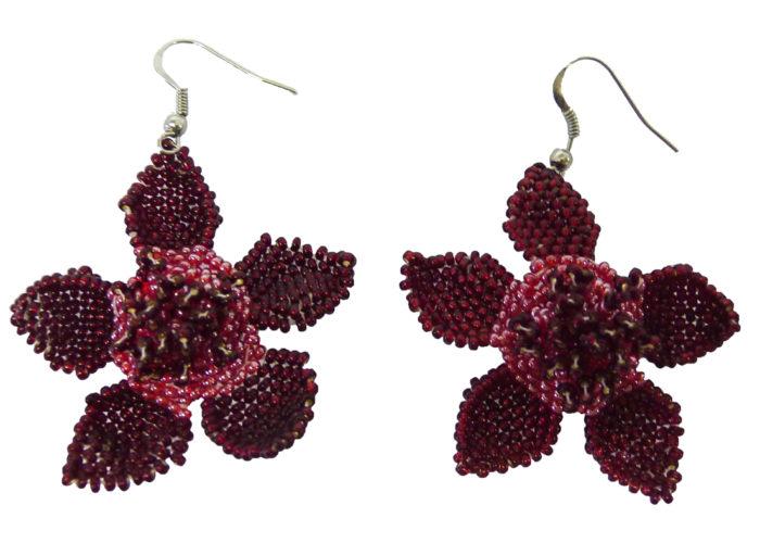 Earrings : Thulas Flower Earrings