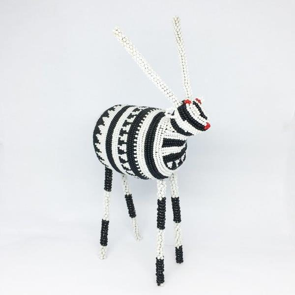 Beaded Animals : Buck