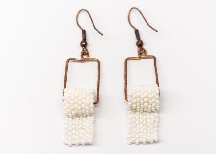 Earrings : Toilet Paper Earrings