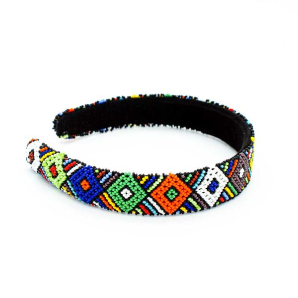 Beaded Alice Bands