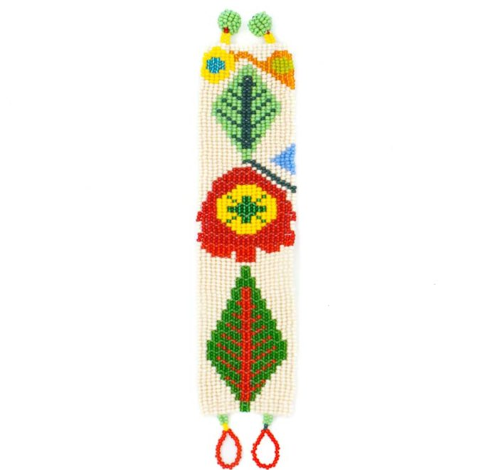 Nkulu's Flower Carpet Design Bead Bracelets