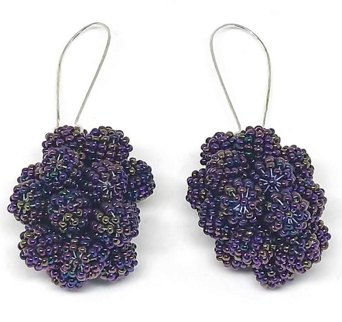 Bunch of Grapes Earrings
