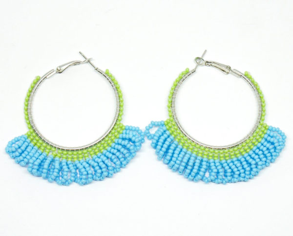 Lime & Turquoise