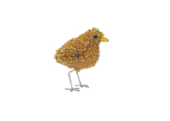 Chicken wire sculptures