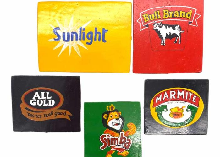 Magnets - Iconic brands