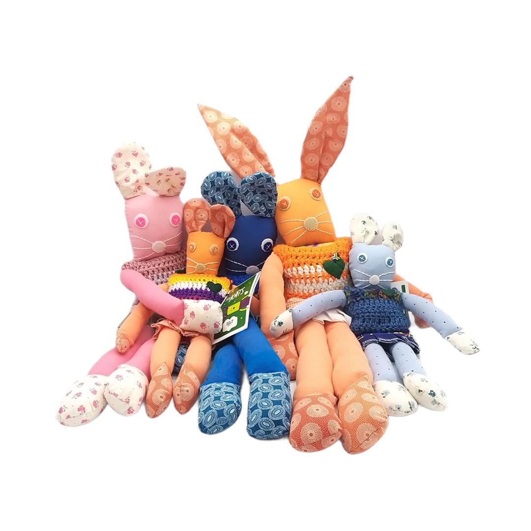 Upcycling Bunnykats - Woza Moya - Hillcrest-Aids-Centre-Trust-KZN